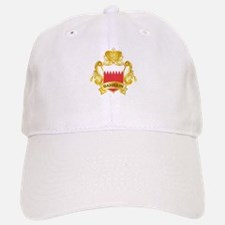Gold Bahrain Baseball Baseball Cap