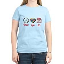 peace love 30 copy T-Shirt