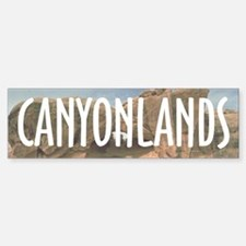 ABH Canyonlands Bumper Bumper Sticker