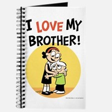 I Love My Brother! Journal