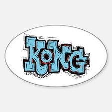 Kong Decal
