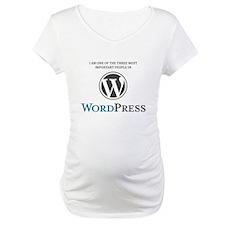 Cute Wordpress Shirt