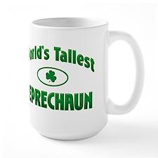 World's Tallest Leprechaun Mug