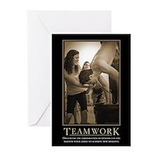 Teamwork Greeting Cards (Pk of 20)
