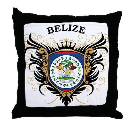 Belize Throw Pillow