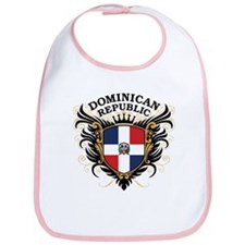 Dominican Republic Bib