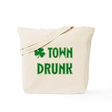 Town Drunk Tote Bag