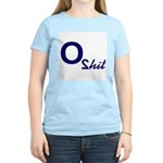 O2hit Women's Pink T-Shirt