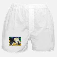 Pug Play Boxer Shorts