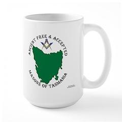 Freemasons from Tasmania Mug