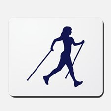 Nordic Walking Mousepad