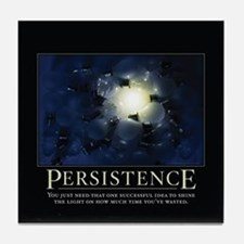 Persistence Tile Coaster
