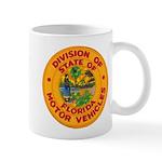 Florida Divison of Motor Vehi Mug