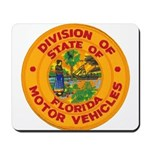 Florida Divison of Motor Vehi Mousepad