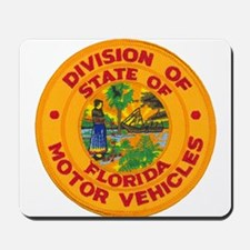 Florida Divison of Motor Vehi Mousepad