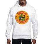 Florida Divison of Motor Vehi Hooded Sweatshirt