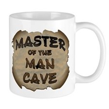 Master Of The Man Cave Mug