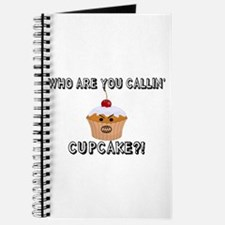 Don't Call Me Cupcake Journal