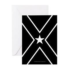 Meridies Populace Badge Greeting Card