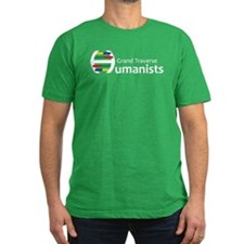 GT Humanist DNA Logo Circle T