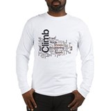 Climber Long Sleeve T-shirts