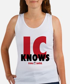 IC KNOWS Women's Tank Top