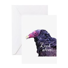 Look Alive.... Greeting Card