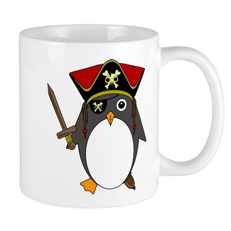 Pirate Captguin