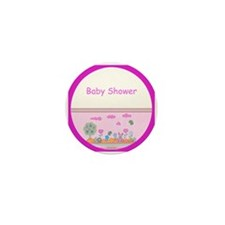 Baby Shower Mini Button (10 pack)