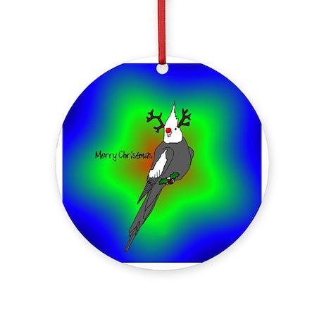 Reindeer Whiteface Cockatiel