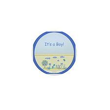 It's a Boy! Mini Button (10 pack)