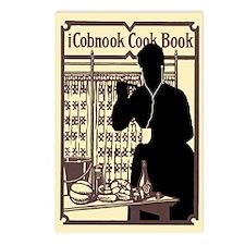 iCobNook Postcards (Package of 8)