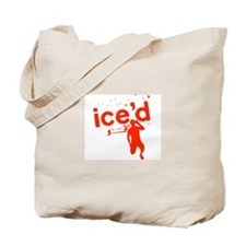 Ice'd Tote Bag