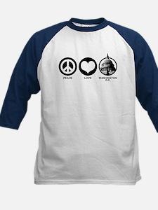 Peace Love Washington D.C. Tee