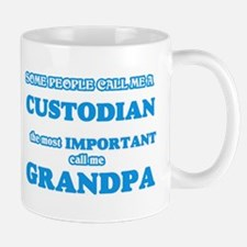 Some call me a Custodian, the most important Mugs
