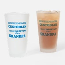 Some call me a Custodian, the most Drinking Glass