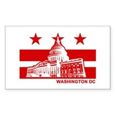 Washington DC Decal