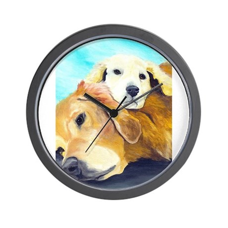 Sophie & Sonny Wall Clock