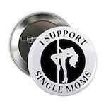 """Stripper Shirt 2.25"""" Button (100 pack)"""