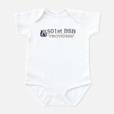 501st Brigade Support Bn Infant Bodysuit