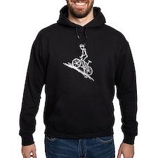 Mountain biker (MTB) Hoodie