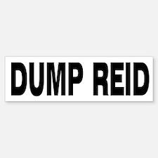 dump Bumper Bumper Bumper Sticker