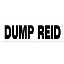 dump Bumper Bumper Sticker