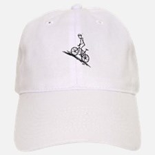Mountain biker (MTB) Baseball Baseball Cap