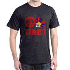 Peace Love Tibet T-Shirt