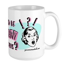 What kind of fuckery is this? Mug