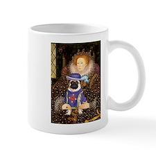 Queen Elizabeth I and Sir Pug Mug