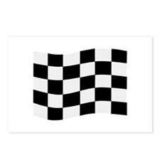 Race Flag Postcards (Package of 8)