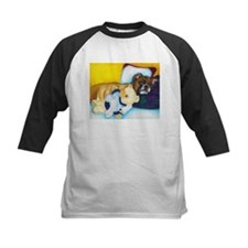 Boxer and Teddy Tee