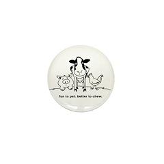 Fun to Pet Mini Button (100 pack)
